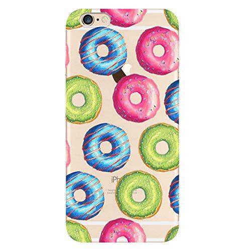 IPHONE 6s Hülle Meerjungfrau Ananas Liebe Muster TPU Silikon Schutzhülle Handyhülle Case - Klar Transparent Durchsichtig Clear Case für iPhone 6s hw10