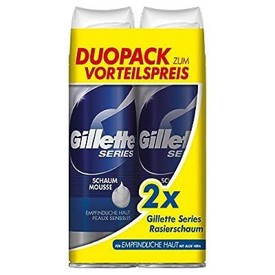 Gillette Series Sensitive Rasierschaum