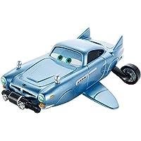 Mattel France - Veicolo giocattolo, tratto dal film Cars 2, a forma di Finn McMissile, versione mega, rif. DHL06