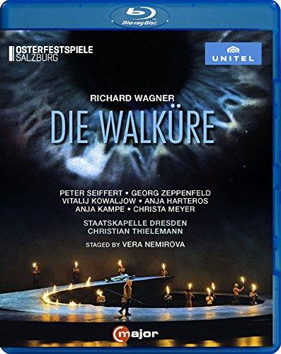 Richard Wagner: Die Walküre (Osterfestspiele Salzburg, 2017) [Blu-ray]