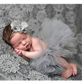 5Five Neugeborenes Baby Rock Tutu Kleidung Trikot Kostüm Foto Prop Outfits Bekleidung Set