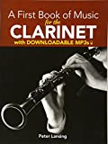 Die besten Dover Publications Holzbläser - A First Book Of Music For The Clarinet Bewertungen
