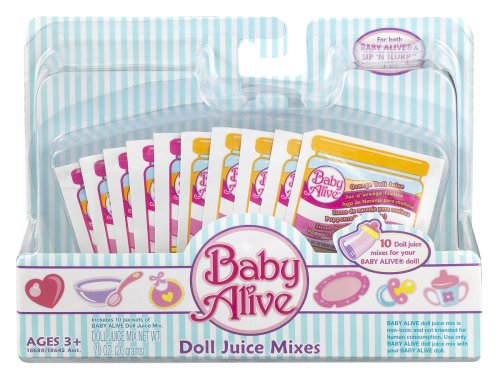 Baby Alive Hasbro Baby Alive Juice Accessory Pack