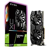 EVGA GeForce GTX 1660 XC ULTRA GAMING, 6GB GDDR5, ventilatore doppio HDB, scheda grafica 06G-P4-1167-KR