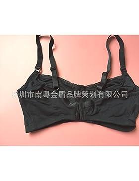 ZHFC-le mutande di puro cotone, di grandi dimensioni in acciaio inossidabile biancheria senza bordi, le donne...