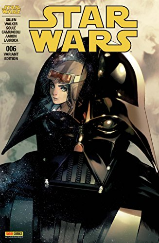 Star Wars n6 (Couverture 2/2)