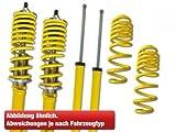 FK Automotive SMVW1504-X Gewindefahrwerk Sportfahrwerk AK Street Tieferlegung