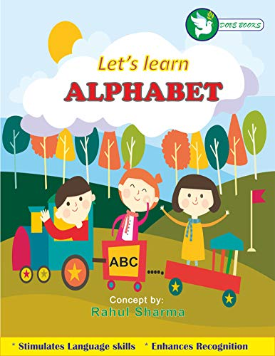 Let's Learn Alphabet (DOVE ) (English Edition)