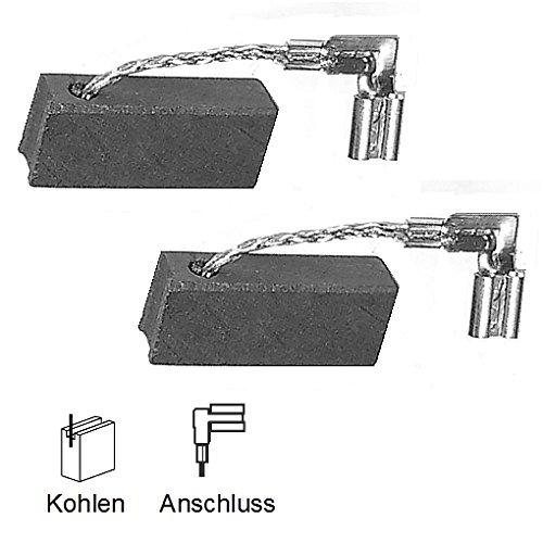 Preisvergleich Produktbild ULFATEC ® Kohlebürsten Motorkohlen für Bosch GBH 2-26 DE, GHB 2-26 DER - 5x8x20mm (2013)