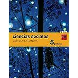 Ciencias sociales. 5 Primaria. Savia. Castilla-La Mancha