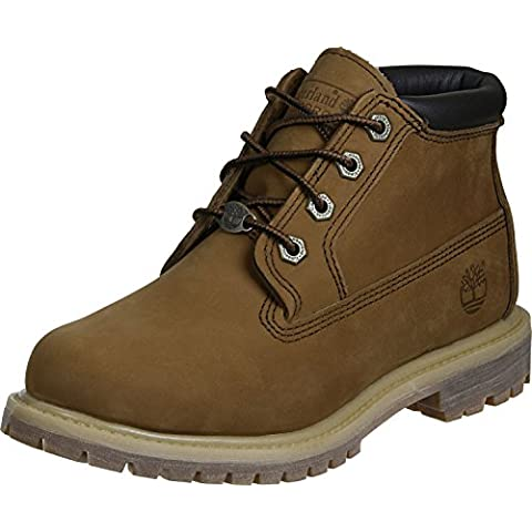 Timberland Mujeres Botas 8241 óxido De Earthkeepers Nellie Chukker