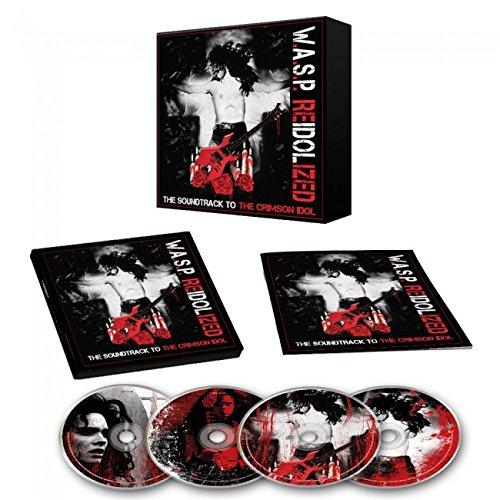 Re-Idolized (2 CD + DVD + BR) gebraucht kaufen  Wird an jeden Ort in Deutschland