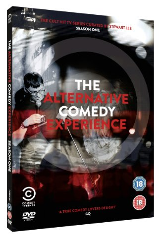 the-alternative-comedy-experience-dvd-reino-unido