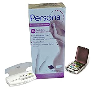 10 x Persona Contraception Refill Test Sticks - 80 Sticks