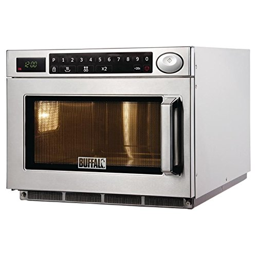 516sZgdEwSL. SS500  - Buffalo Programmable Commercial Microwave Oven 1500W