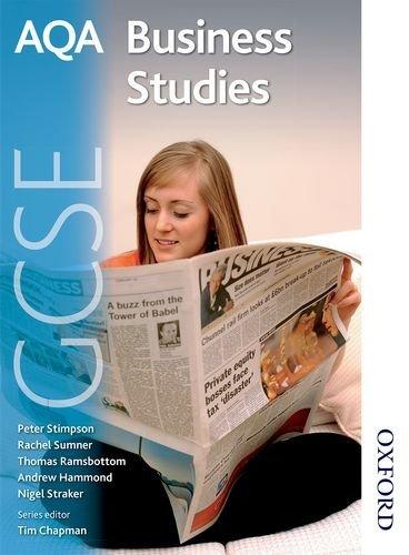 AQA GCSE Business Studies by Rachel Sumner (2014-11-01)