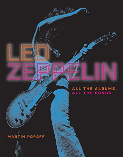 Led Zeppelin-Led Zeppelin - All the Albums, All the Songs-BOOK HARDCOVER