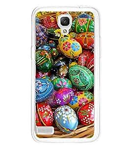 Colourful Ester Eggs 2D Hard Polycarbonate Designer Back Case Cover for Xiaomi Redmi Note :: Xiaomi Redmi Note 4G