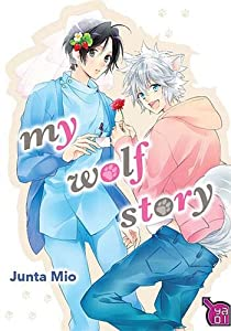 My wolf story Edition simple One-shot