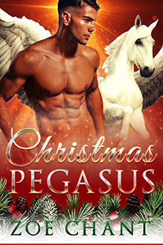 Christmas Pegasus (A Mate for Christmas Book 3)