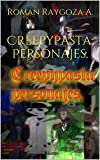 Creepypasta: Personajes.