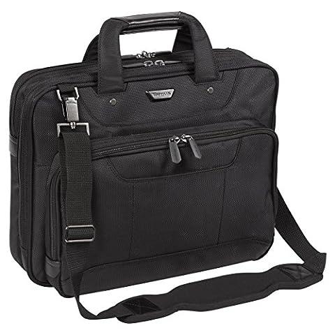 Targus CUCT02UA14EU Corporate Traveller Topload Laptop Bag 14 inch - Black
