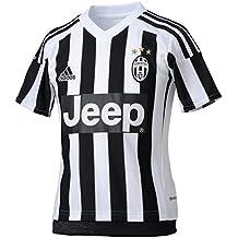 adidas Juve H JSY Y - Camiseta para hombre, color blanco / negro