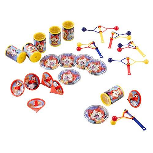 Amscan 9902494Party Cadeaux Lot de Yo Kai Watch