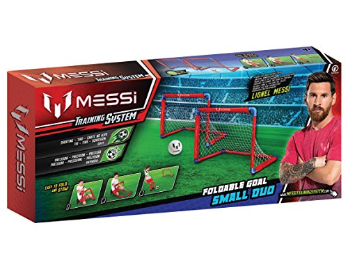 b68a67d422ba OUTDOOR Messi Training Foldable Goal x 2 Small