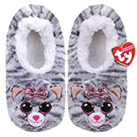 Kiki The Cat Slippers Large Size 37