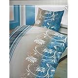 Ropa de cama microfibra con cremallera, 4piezas, 135x 200Zara