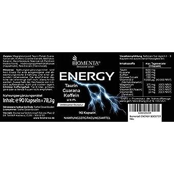Biomenta Energiekapseln