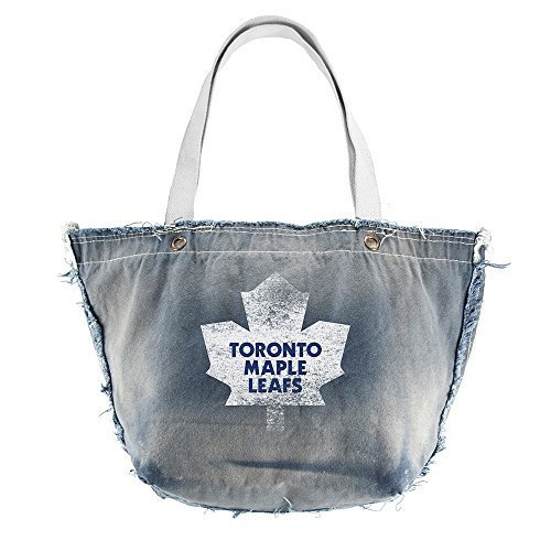 nhl-toronto-maple-leafs-vintage-tote-blue-by-littlearth