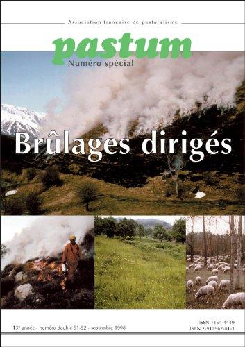 Brûlages dirigés par Collectif