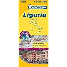 Carte LOCAL Ligurie (Italien) de Collectif Michelin ( 7 septembre 2007 )