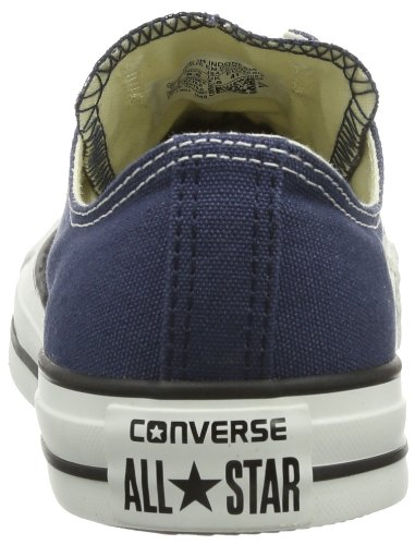 Converse Ctas Core Ox, Baskets mode mixte adulte Navy