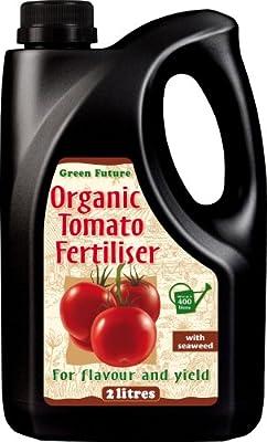 Green Future Organischer Tomaten-Dünger, 2l von Growth Technology Ltd - Du und dein Garten