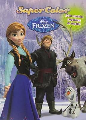Frozen. Supercolor por Libros Disney