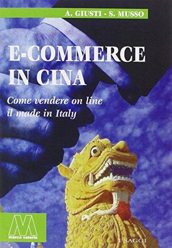 E-commerce in Cina. Come vendere on line il made in Italy