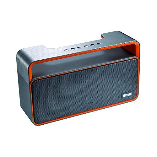Spirit of St. Louis - I-Bombe- Tragbare Bluetooth-Lautsprecher mit Fm-Radio - Reichweite über 8h - -