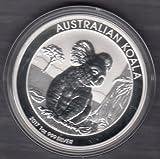 Silbermünze Australian Koala - 2018 - 1 Unze - prägefrisch - einzeln in Münzkapsel verpackt