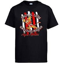 Diver Camisetas Camiseta saca el León Que llevas Dentro Bilbao fútbol  Athletic d94b65da30b5c