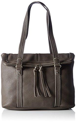 Tamaris LOTTA Shopping Bag 1267152-450 Damen Shopper 35x27x14 cm (B x H x T) Braun (Fango)