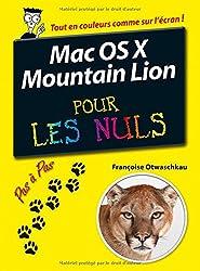 Mac OS X Mountain Lion Pas à Pas pour les Nuls