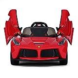 Rastar 82700 Ride-on Ferrari LaFerrari, rot...Vergleich