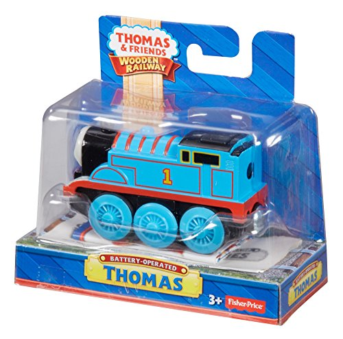 Thomas & Friends Wooden Railway Battery Operated Thomas Engine