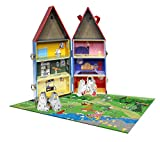 Barbo Toys BARBO toys7230Moomin Haus mit Puzzle und Figur
