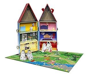 Barbo Toys Barbo toys7230Moomin House con Puzzle y Figura