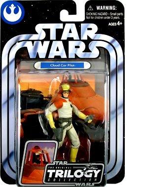 Star Wars Cloud Car Pilot (Trilogy #19) Figurine - Empire Strikes Back