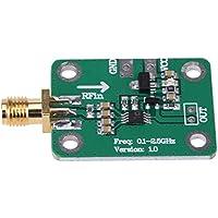 Detector logarítmico 0.1 - medidor de potencia de medición de cabeza femenina de RF SMA de 2.5GHz